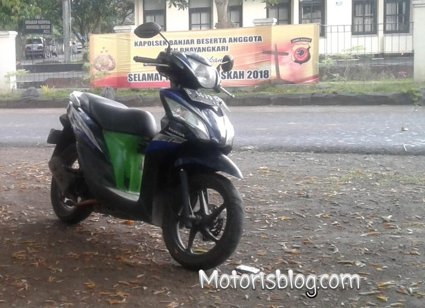 Honda spacy fi 2013