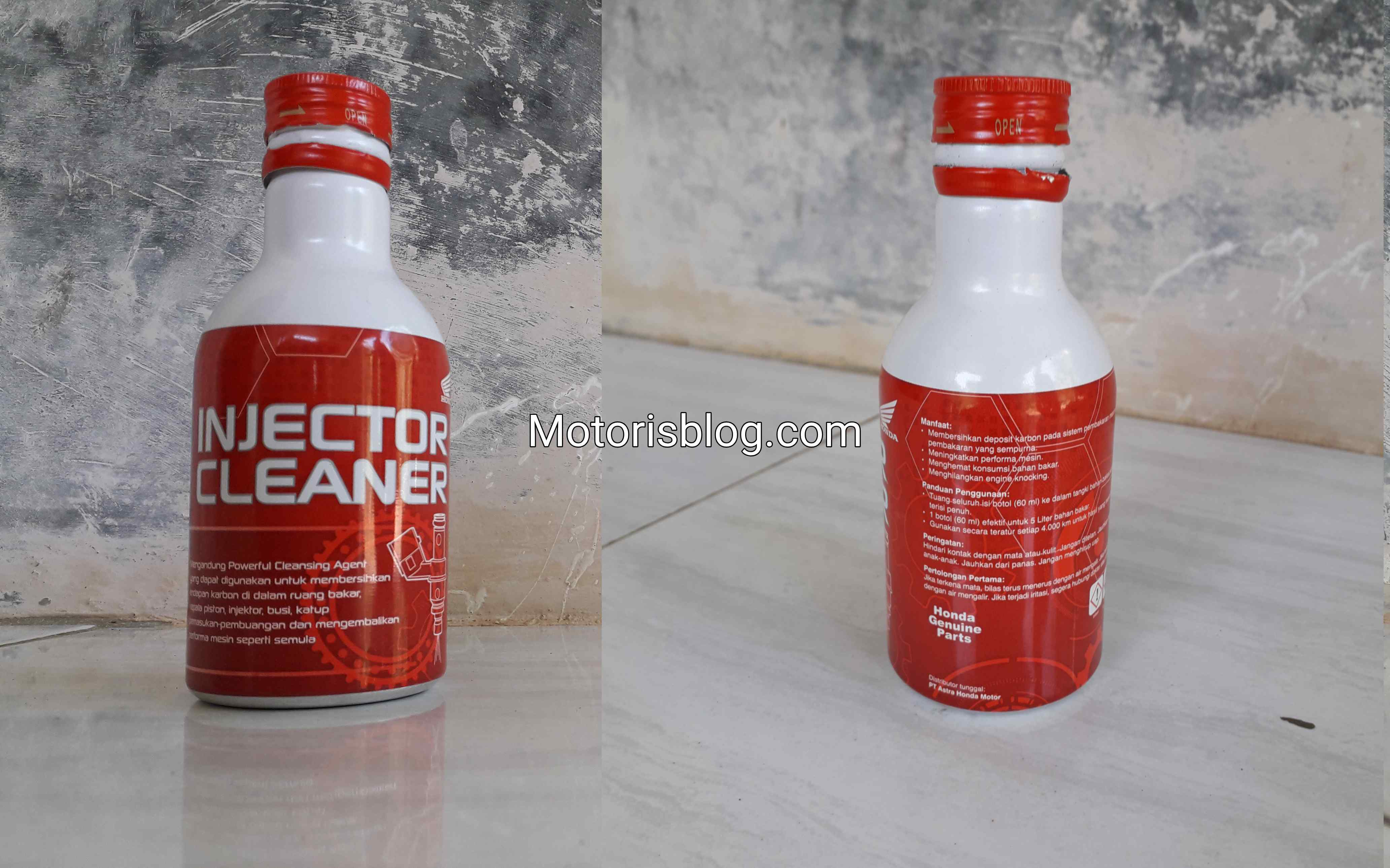 ahm injector cleaner