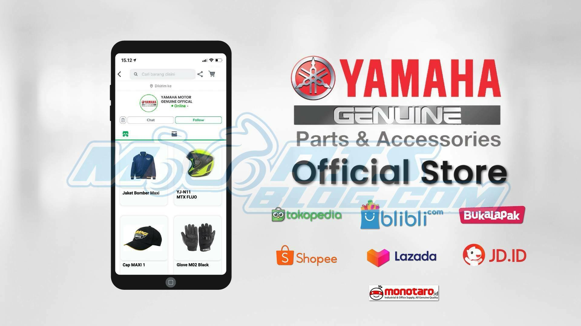 Yamaha Motor Genuine Official Store